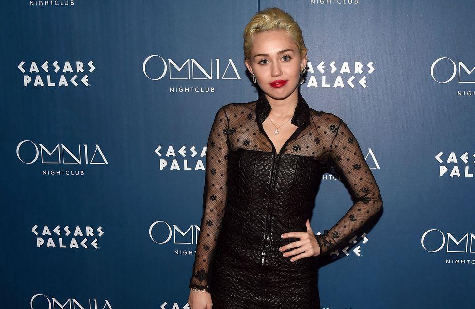 Miley Cyrus se met (encore) à nu sur Instagram
