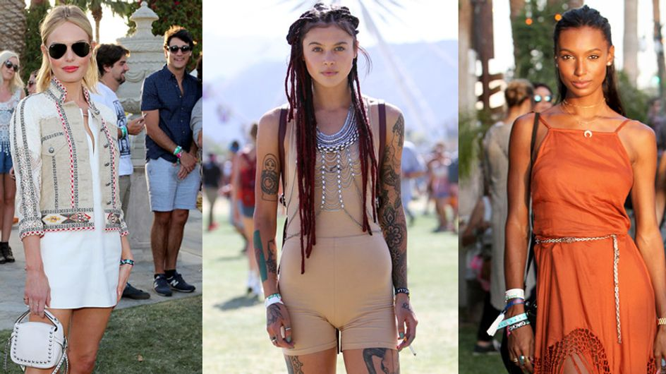 The Wildest and Best Looks From Coachella 2015