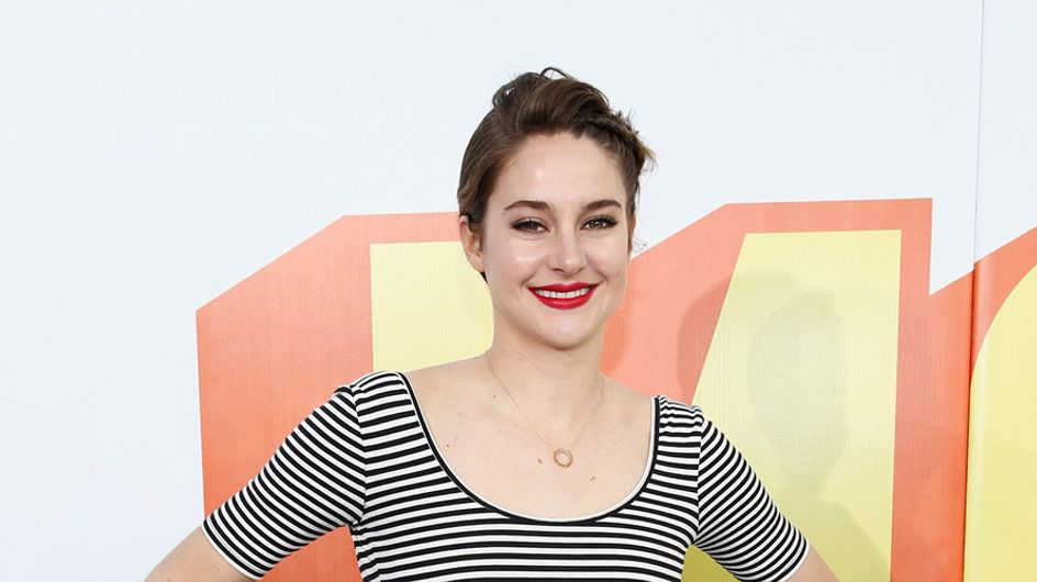 Shailene Woodley Made John Green Cry And It's The Sweetest Thing We've Ever Seen