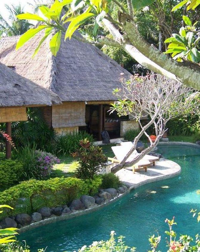 Des vacances à Bali