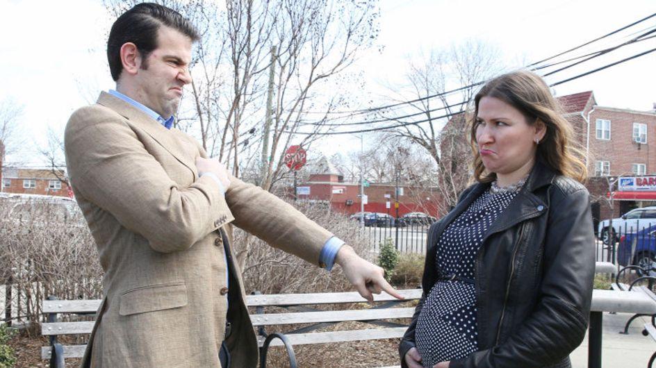 Ces futurs parents lancent une pétition pour choisir le prénom de leur futur enfant