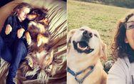 Tierische Gemeinsamkeiten: SO sieht es aus, wenn Besitzer und Haustier sich extr
