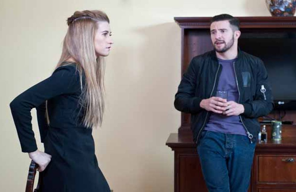 Emmerdale 23/04 - Ross spells it out for Debbie whilst Chrissie strikes a deal with Donny