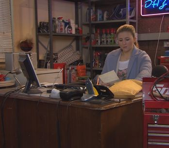 Hollyoaks 23/04 - Cameron has met his match