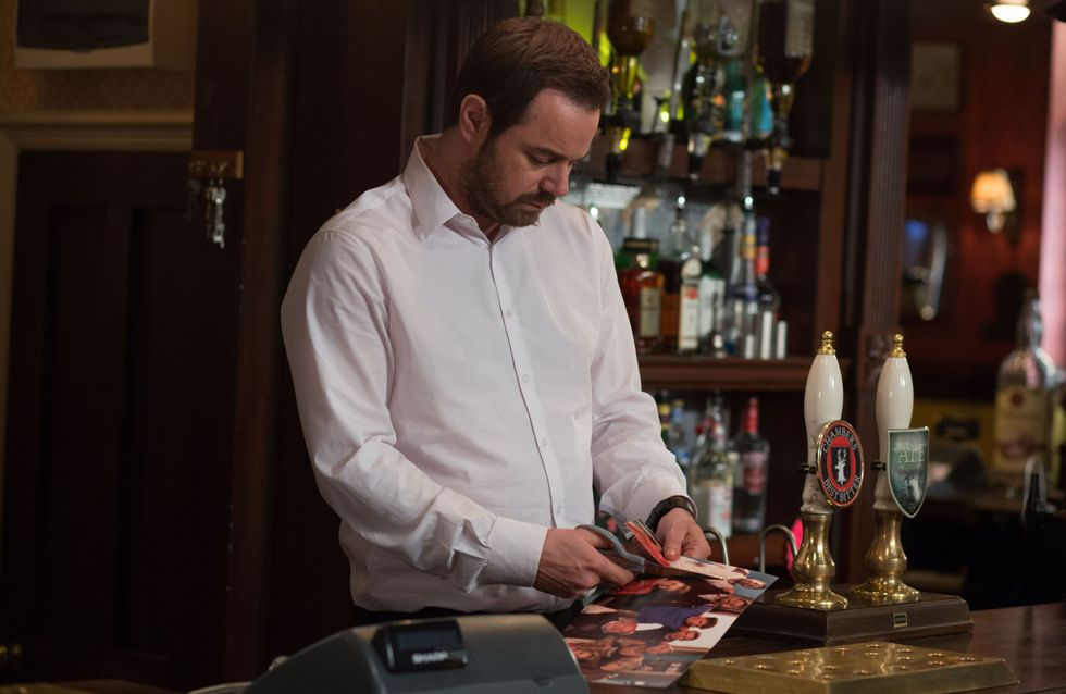 Eastenders 20/04 - It's a big day for the Brannings and Carters