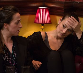 Eastenders 24/04 - Tina pays a visit to Shirley and gives her some home truths