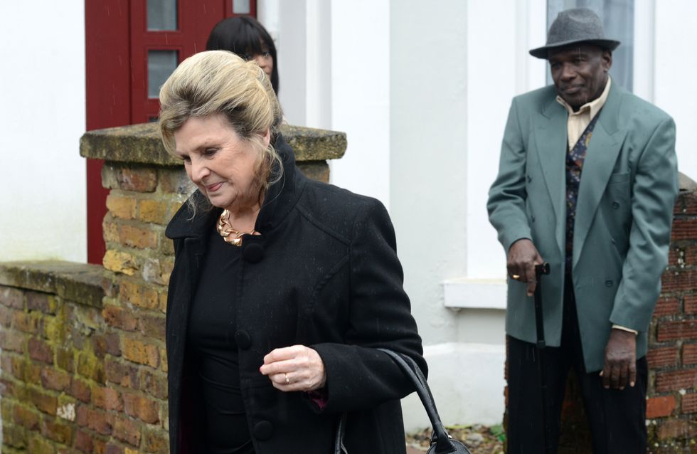 Eastenders 23/04 - The Brannings are stunned by Dot's unexpected arrival