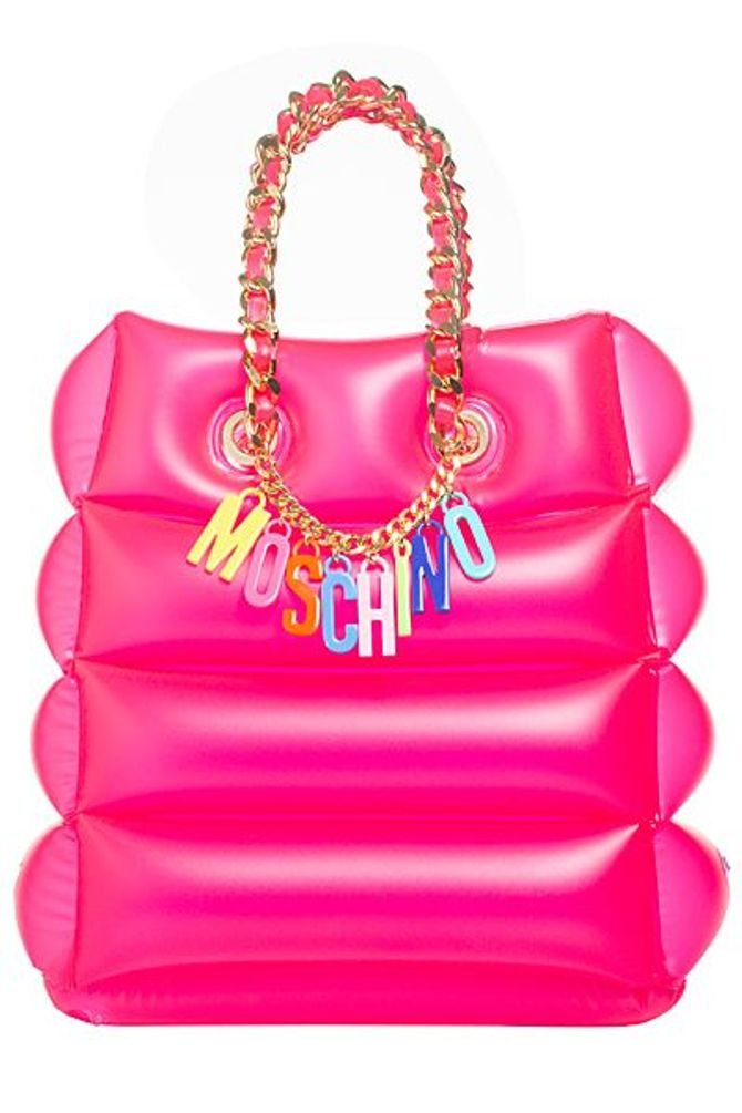 Le sac Moschino S/S 2015