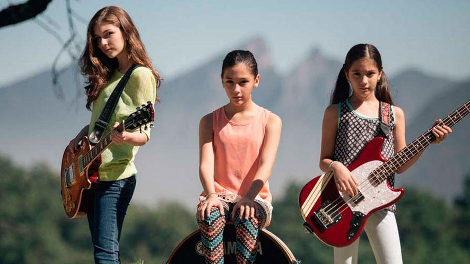 Elas são apenas meninas, mas espere até ouvi-las tocar