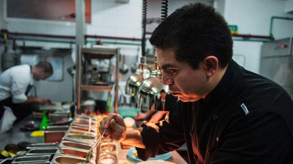 El chef Roberto Ruiz: La comida mexicana es como el país, muy espontánea