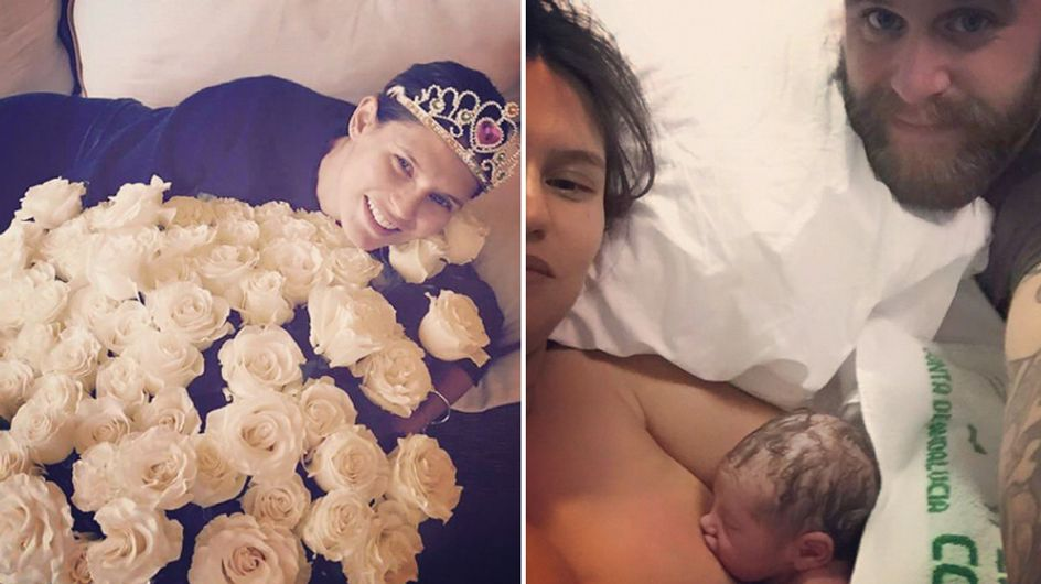 Bianca Balti è diventata mamma di Mia e svela (finalmente) l'identità del padre!