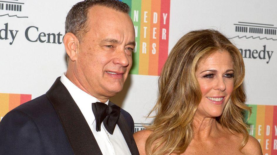 Atteinte d'un cancer, Rita Wilson, l'épouse de Tom Hanks a subi une double mastectomie