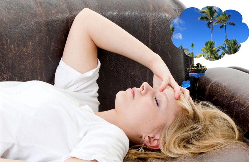 10 Anzeichen dafür, dass ihr SOFORT den nächsten Urlaub buchen solltet