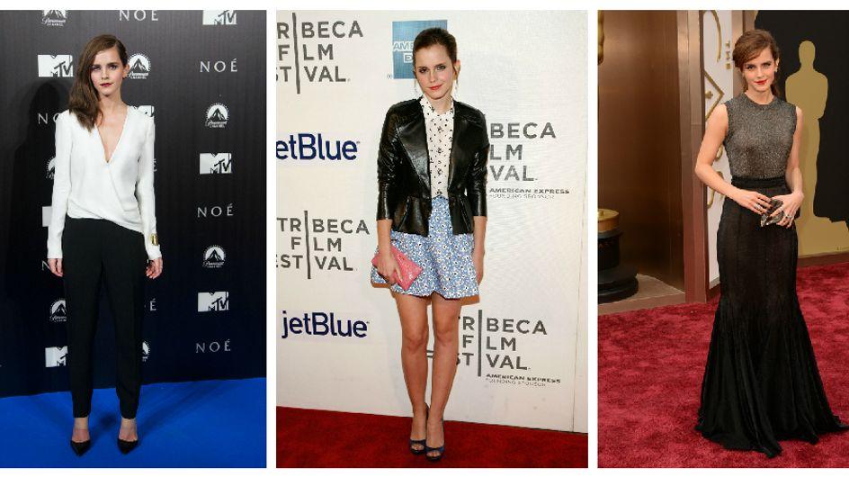 Les 25 plus beaux looks d'Emma Watson pour ses 25 ans (Photos)