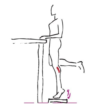tabla de ejercicios para piernas y gluteos