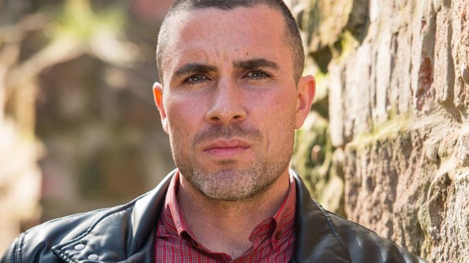 Hollyoaks 27/04 - Trevor vows to clear Grace's name