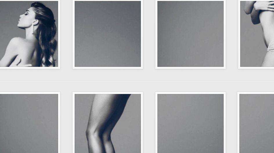 Puzzle sexy per Belén su Instagram: la soubrette scopre il corpo, a pezzi...
