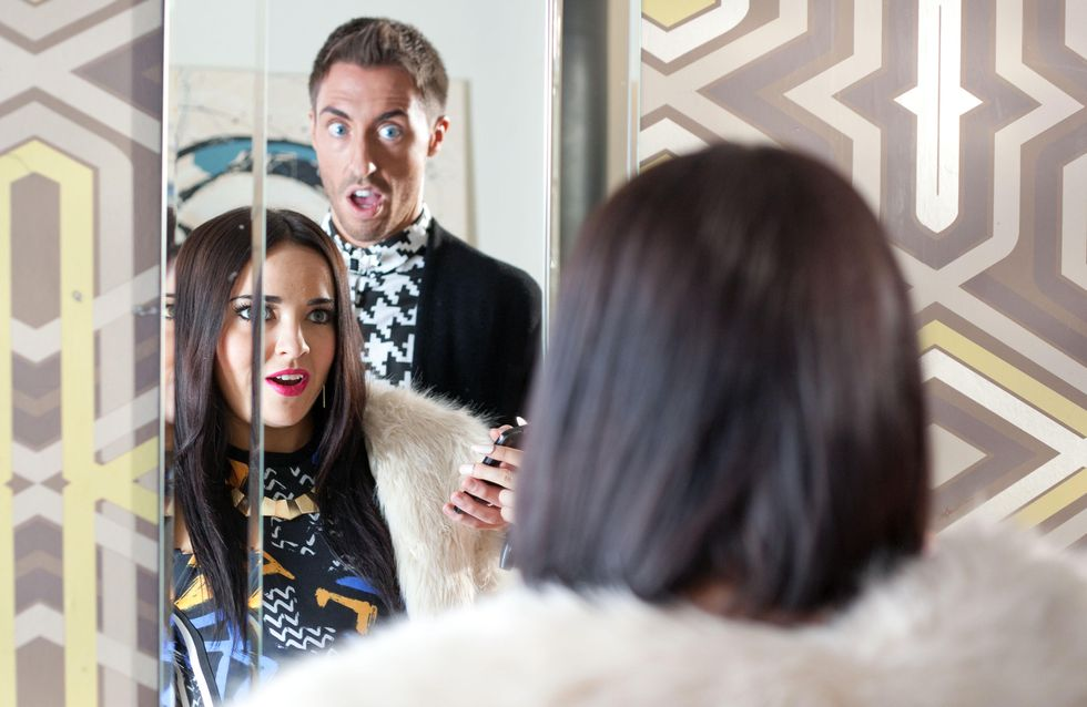 Hollyoaks 01/05 - Porsche has a plan to protect her sisters
