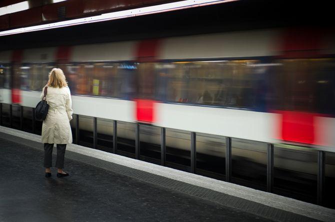 Toutes les femmes ont été harcelées dans les transports