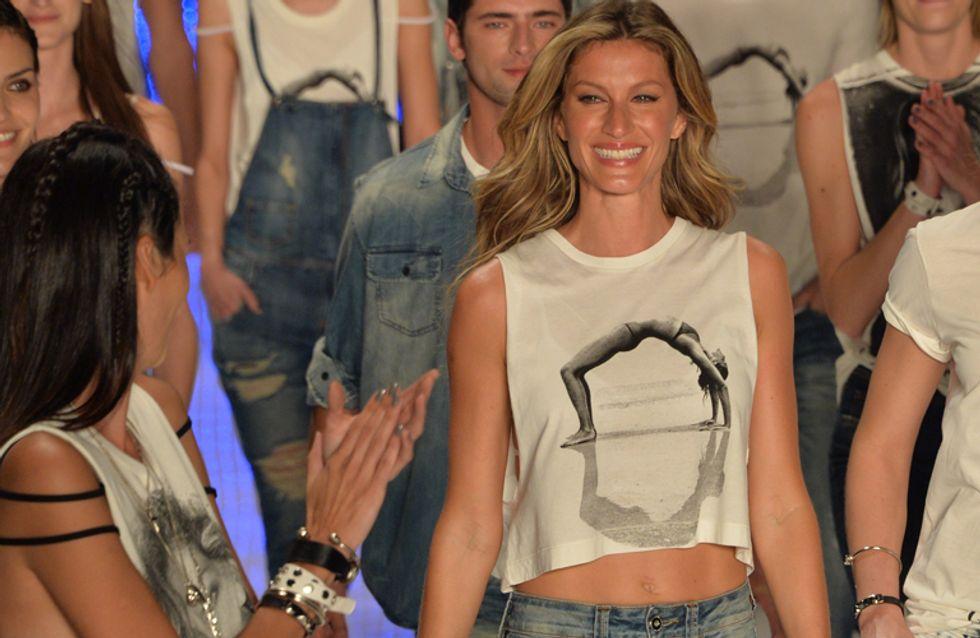 L'ultima volta di Gisele. Le immagini dell'addio alla moda della top più amata del mondo!