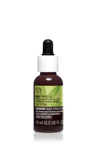 The Body Shop Hemp Hand Oil, 12 €