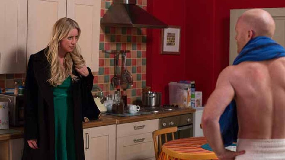 Eastenders 27/04 - Max's dodgy dealings catch up with him