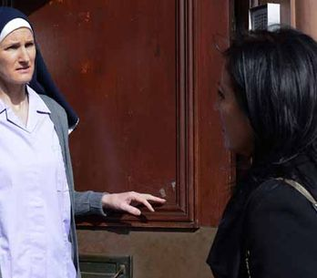 Eastenders 1/05 - Kat confronts her past