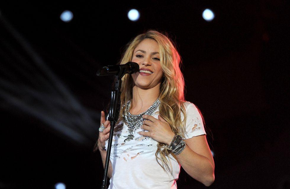 Shakira : Pause tendre avec son adorable fils Sasha (Photo)
