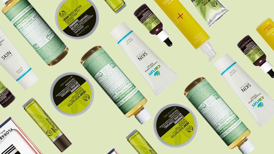 Hanf für Haar & Haut! Wie die grüne Super-Pflanze uns jetzt schön macht