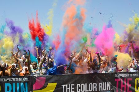 La Color Run annonce la couleur !