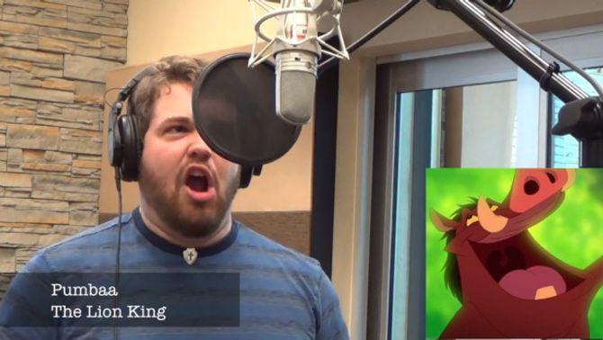 Il reprend la Reine des Neiges avec 21 personnages Disney