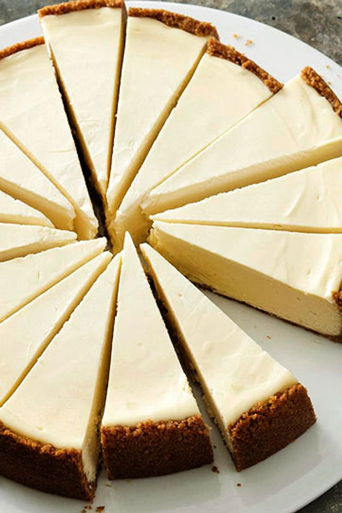 15 Outrageous Cheesecake Recipes