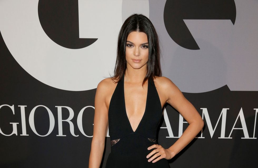 Kendall Jenner topless pour GQ magazine (Photos)