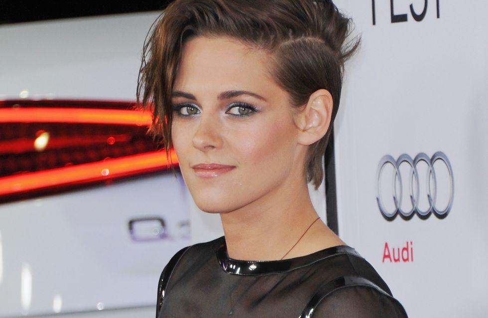 Kristen Stewart s'inquiète pour Robert Pattinson