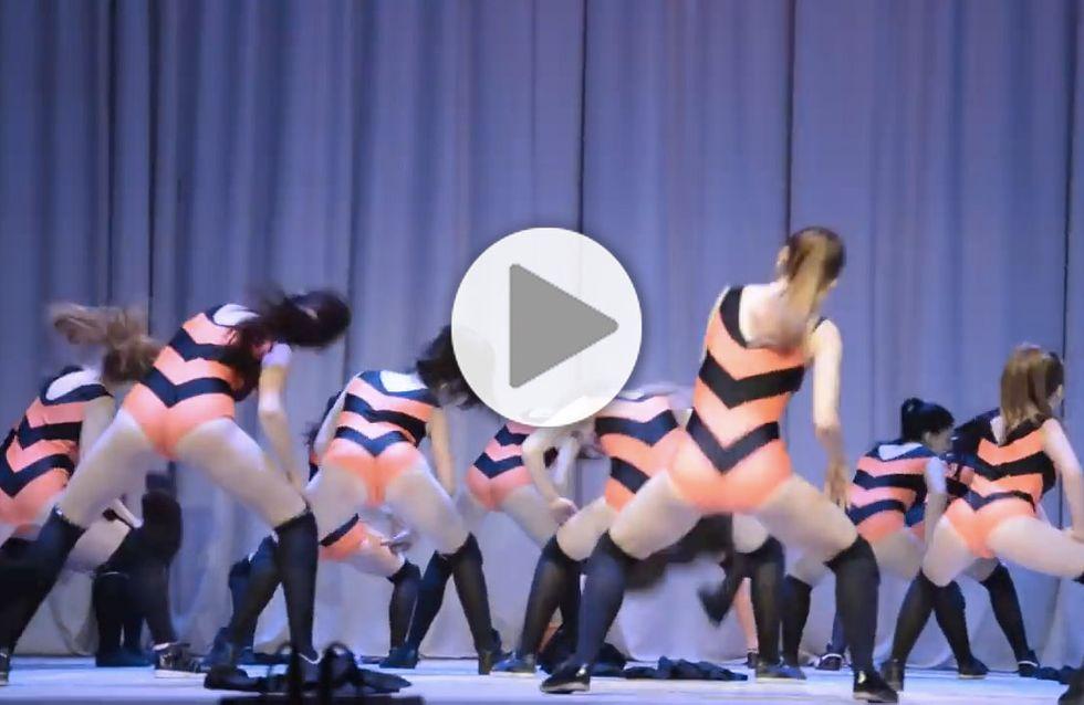 Le twerk d'une école de danse russe provoque la colère des autorités (Vidéo)