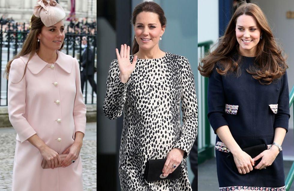 Kate Middleton : Ses 12 meilleurs looks de grossesse