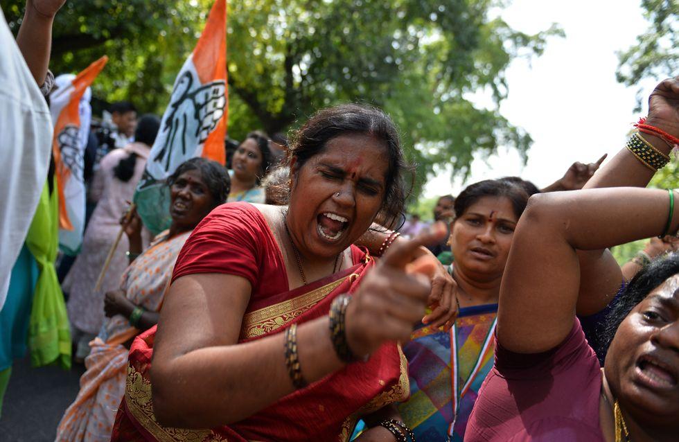 Une conductrice de bus pour lutter contre le viol en Inde