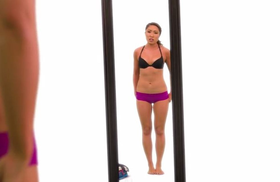 """Aufrüttelndes Video: DIESE Frau wird regelmäßig als """"fett"""" beschimpft."""