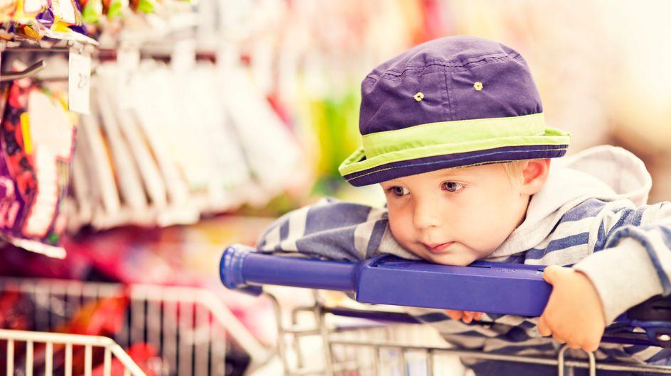 Porta i tuoi bimbi a far la spesa: può essere piacevole e divertente!