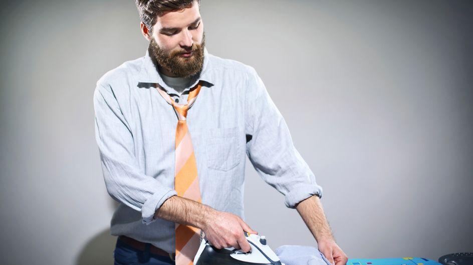 Stirare una giacca in poche semplici mosse