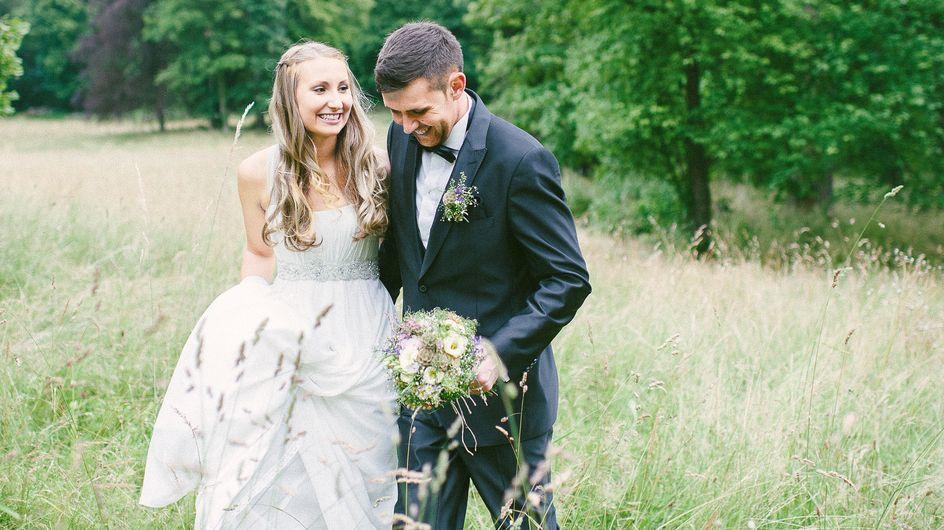 Hochzeits-Inspiration: So schön heiratet es sich im Sommer!