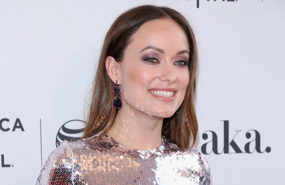 Olivia Wilde, scintillante sur le red carpet (Photos)