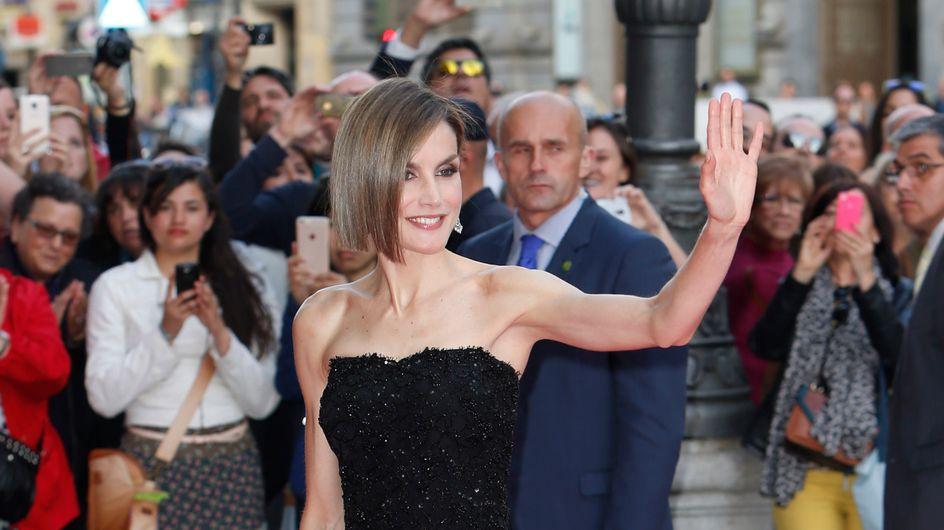 El nuevo look de la Reina Letizia