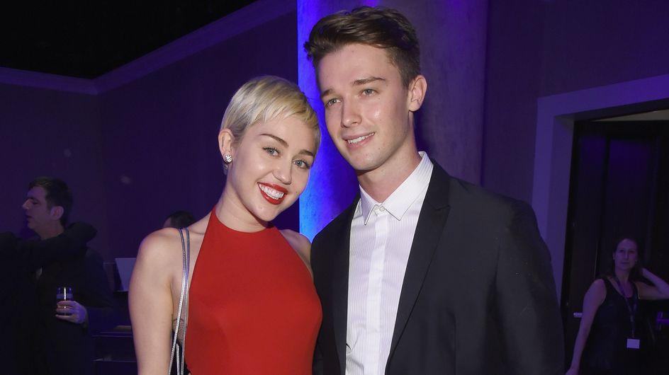 Miley Cyrus et Patrick Schwarzenegger, c'est fini !