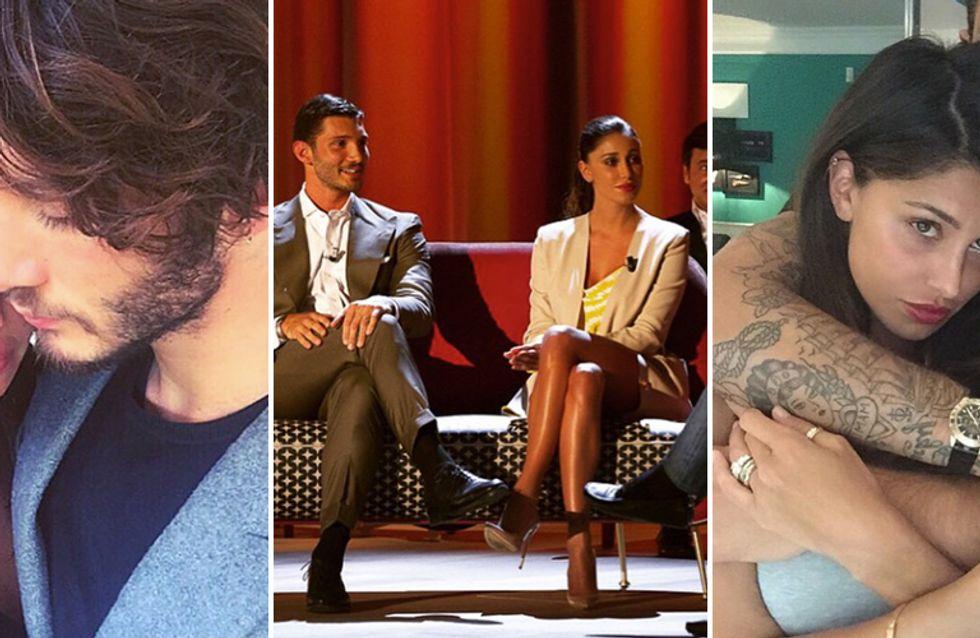 """Belén: """"Ecco perché io e Stefano abbiamo litigato!"""" La confessione della coppia in tv"""
