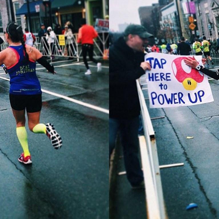 10 Ingenious Signs To Take To A Marathon