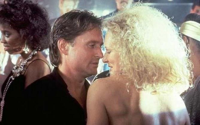 Foto tratta dal film Attrazione Fatale (1987)
