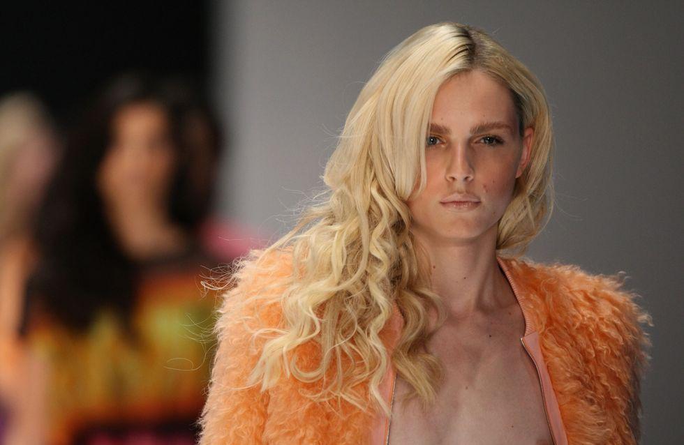 Andreja Pejic, premier mannequin transgenre à paraître dans Vogue