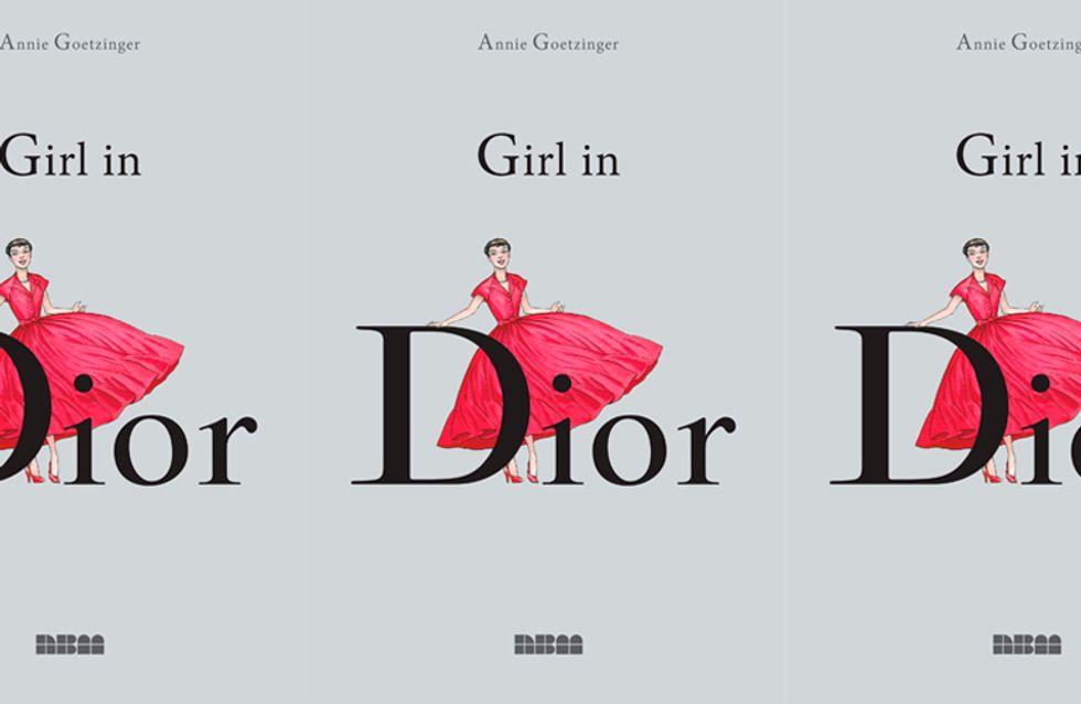 Francesa cria HQ inspirada na história da Dior. Veja um pedacinho aqui