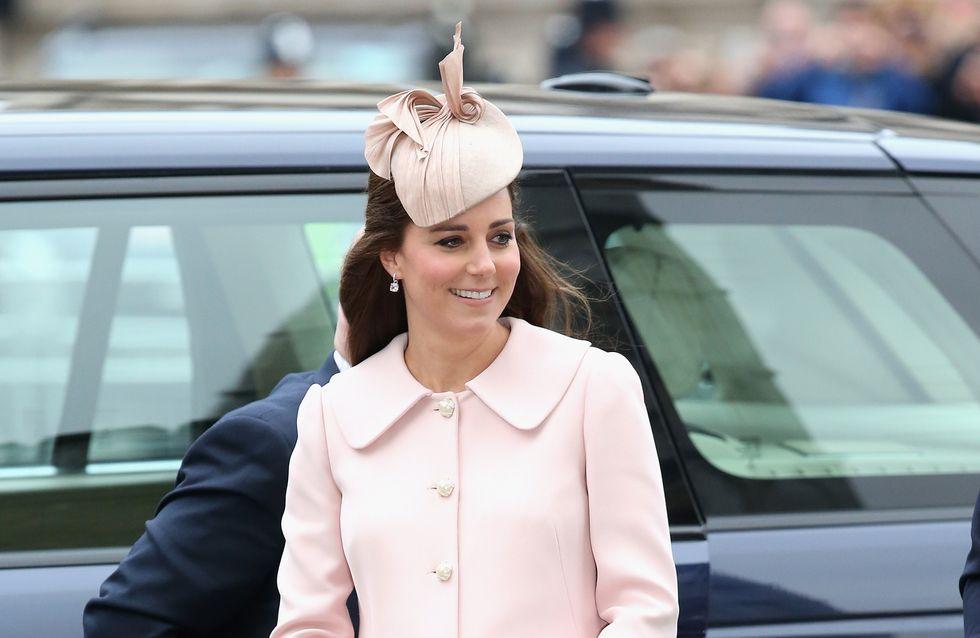 Un accouchement de luxe pour Kate Middleton